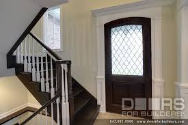 glass front doors privacy. Architecture And Interior: Lovely Entry Doors In Front Door Leaded Glass From Elegant Privacy
