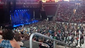 Key Arena Detailed Seating Chart Keyarena Section 101 Concert Seating Rateyourseats Com