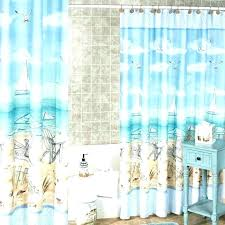 bright colored shower curtains fabric curtain hooks blue