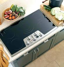 electric countertop stove stove electric profile black surface with stainless steel trim best electric ovens stove electric countertop stove