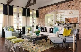 modern interior design medium size delightful farmhouse inspired residence in texas with stylish interiors decor lighting