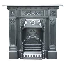 the scotia reclaimed late victorian cast iron fireplace 1