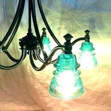 diy glass insulator pendant light glass insulator lights insulator lights insulator light glass insulator chandelier glass