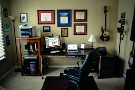 office desk cable management. Home Office Completely Re-wired. Desk Cable Management