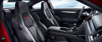 2017 civic si front seats