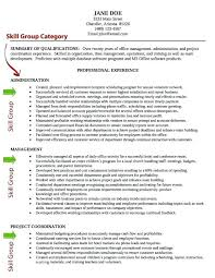 What To Put On Skills Section Of Resume Interesting Resume Qualifications Section Best Resume Template Whizzme