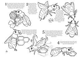 Small Picture adult honey bee coloring pages coloring pages of honey bee honey