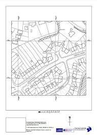 1 1 250 ordnance survey a4 sitemap location plan paper 6 copies sent by post