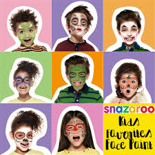 packaging may vary 1603177sna bod snazaroo face painting sticks