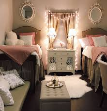 Cute Rooms With Lights Cute For The Girls Room I Love The Idea Of Lights Over The