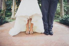 outdoor wedding shoes. Its All In the Details in This Outdoor Wedding