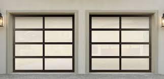 modern garage doorModern Aluminum Garage Doors  Overhead Door