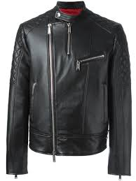 dsquared2 clothing for men dsquared quilt sleeved leather jacket u6l7638 dsquared wiki dsquared