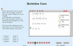 the herleiden applet with intermediate feedback