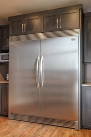 sub zero counter depth refrigerator. Delighful Sub Regular Vs Professional Counter Depth Refrigerators This Professional  Grade Refrigerator And Freezer Combo Was Placed In The Pantry Kitchen Design On Sub Zero Refrigerator 4