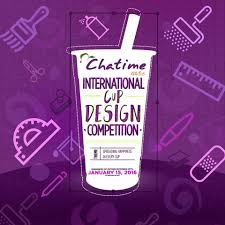 International Design Competition 2016 Chatime International 2016 Cup Design Competition On Behance
