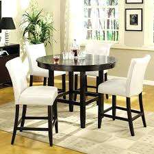bar height table set good round bar height table and chairs bar height kitchen table sets