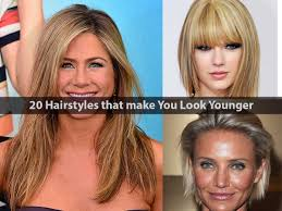 20 hairstyles that make you look younger