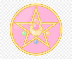 crystal star locket sailor moon png