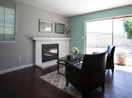 Gray Brick Fireplace White Fireplace Brick Highwindsus