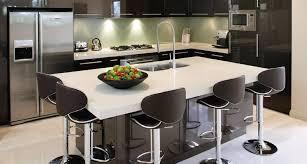 quartz kitchen countertops by caesarstone