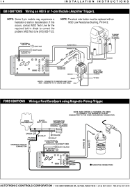 msd al ignition pn pdf if this occurs contact msd tech line for the required bolt in diode to 15 installation instructions 15 ford