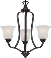 elizabeth orb bronze chandelier frosted glass shades 21 wx22 h
