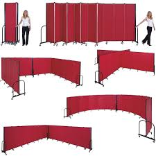 Awesome Screenflex FREEstanding Room Divider, 7 Panels, 13 Feet 1 Inch X 7 Feet 4  Inches, Various Options