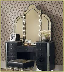 great lighted makeup mirror vanity table home design ideas with regard to lighted mirror vanity remodel