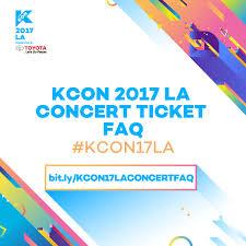 Kcon Ny 2017 Seating Chart Kcon17la Concert Faq Kcon Usa Official Site