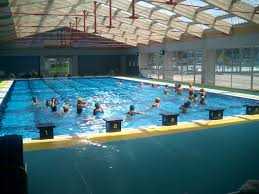 indoor pool lighting. Public Swimming Pool Design Set Photo Gallery. «« Indoor Lighting