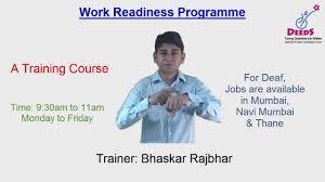 Deaf Jobs Available In Mumbai Navi Mumbai And Thane Youtube