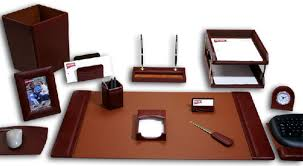 office desktop accessories. Perfect Desktop Leather Office Desk AccessoriesCombo Inside Desktop Accessories A