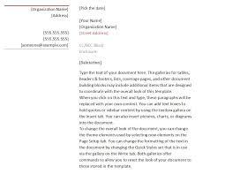 Business Letter Format Word Business Letter Format Template Business Letter Format Word