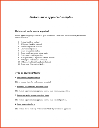 performance management checklist joint appraisalperformance  performance appraisal examples sample employee evaluation form management checklist checklists supplier nasuwt nut