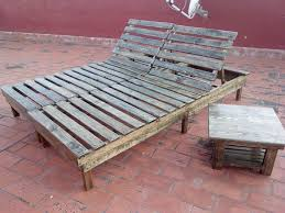 diy lounge furniture. DIY Double Chaise Lounge Outdoor Diy Furniture