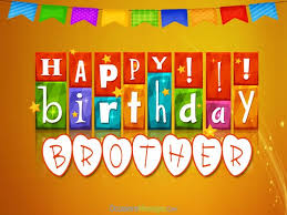 Top 100 Birthday Wishes For Brother Occasions Messages
