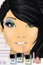 starry night inspired makeup stardoll