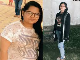 Weight Loss Inspiration This Girl Lost 30 Kgs In 8 Months