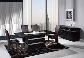 Wenge Living Room Furniture Dg072dt Dining Table In Wenge By Global With Options