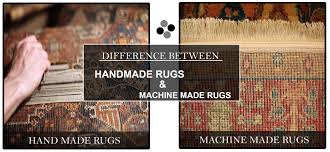difference between hand knotted rugachine made decorative rugs
