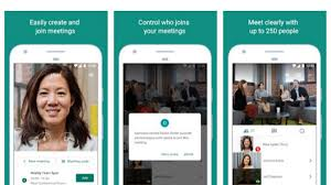• attend meetings on the go. Google Makes Meet Video Calling App Free For All To Take Over Zoom Teams Technology News India Tv