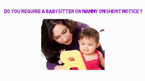 Short Notice Babysitter Babysitting Video Babysitter Search Youtube