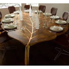 dining room table leaves. Plain Room Leaf Shaped Dining Set With Room Table Leaves