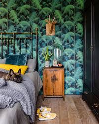 Slaapkamers En Interieurs Met Tropisch Behang Favorite Places