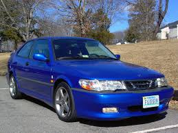 1999 SAAB 9-3 Viggen - ex-GM Heritage Collection