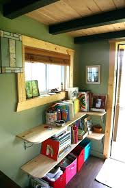 small home office storage ideas small. Small House Storage Ideas Raised Floor Cozy Home Office