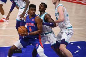 Pistons vs. Hornets final score: Diallo ...
