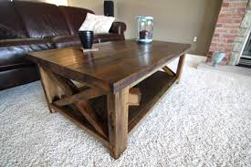 Diy Rustic Sofa Table Sofas Center Ana White Build Perfect End Table Free And Easy Diy
