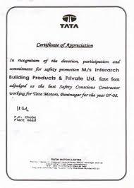 Interarch Buildings Awards